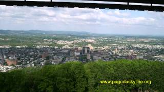 Pagoda Webcam Daily HD Timelapse Movie, Reading PA