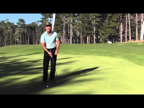 Junior Golf Tip: Putting with Rhythm Under Pressure