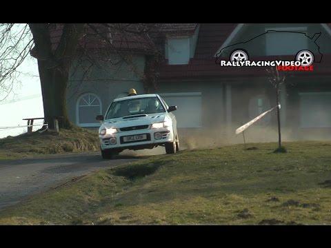 V Memoriał Janusza Kuliga i Mariana Bublewicza dla amatorów by RallyRacingVideo