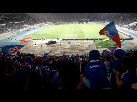 Esta es tu hinchada / U de Chile vs Union Española / Los de Abajo 2017 - Los de Abajo - Universidad de Chile - La U - Chile - América del Sur