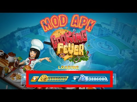 Cooking Fever V2.6.1 MOD APK Download & Gameplay