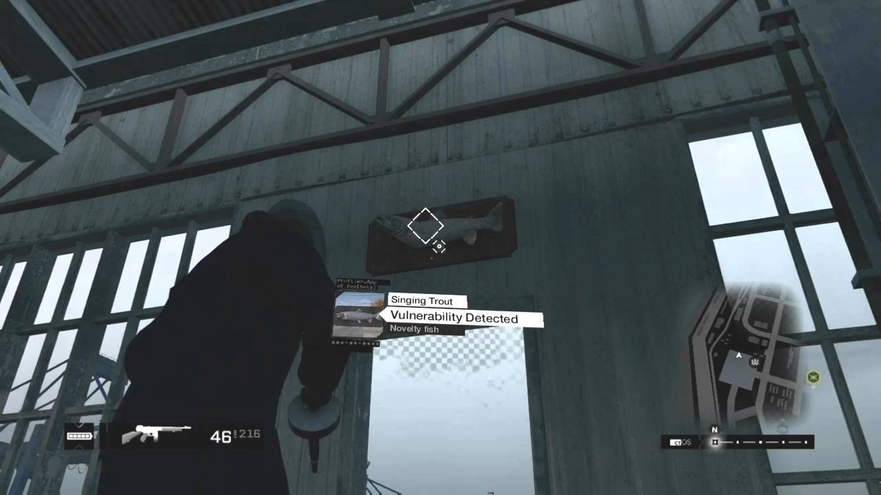 [Watch_Dogs] Gangsta Rapper Fish