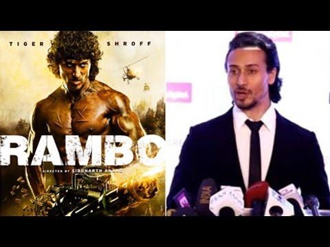 Tiger Shroff In RAMBO | Sylvester Stallone | FIRST