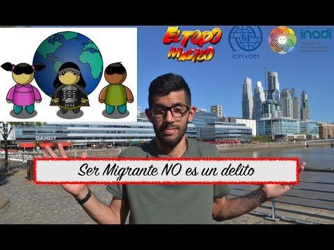 ¿Discriminación y Xenofóbia? | #SoyMigrante Reto ONU