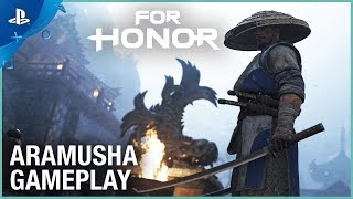 For Honor - Season 4: Aramusha Gameplay | PS4