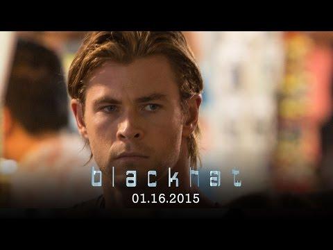 Blackhat (TV Spot 'From Michael Mann')