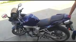 2. Yamaha FZ6 Fazer 2005