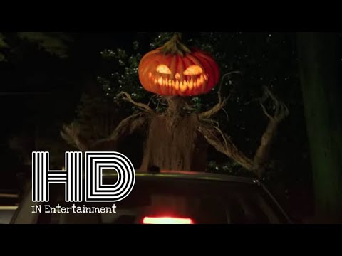 Halloween Monster Attacking in the City-Goosebums Haunted Halloween(2018) Clip(4/5) HD