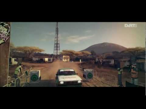 gusk8 - Dirt 3 Codemasters Racing, Rally, Rally Cross Location Kenya, Mwanda Car: Opel Kadett GT-E 16V Carrer Season 1 Video 9600 GT Gamepad x360.
