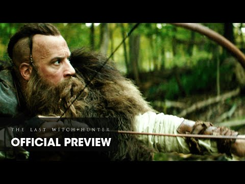 The Last Witch Hunter ('Paint It, Black' Trailer)