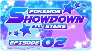 Randomized Pokemon Showdown Live! NU Showdown All Stars Episode 2: Copycat! by aDrive
