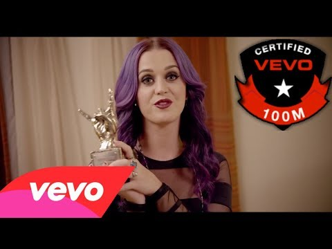 "Katy Perry ""Dark Horse"" Egyptian Music Video Preview #VEVOCertified Pt. 1: Award Presentation"