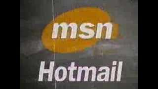 Pub Québec - MSN Hotmail - 1999.
