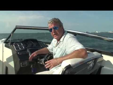 Monterey Boats 328SS Super Sport Boating Magazine Walk Through .mov