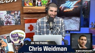 Chris Weidman Looking at Neck Surgery in the Next Week or Two, Still Expects to Fight at MSG by MMA Fighting