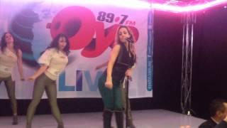 Fey Frío Oye Live 30 Oct 2012
