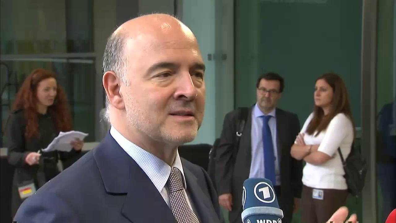 Μοσκοβισί: Ένα χρόνο πριν μιλούσαμε για Grexit, τώρα για την επιτυχία του προγράμματος