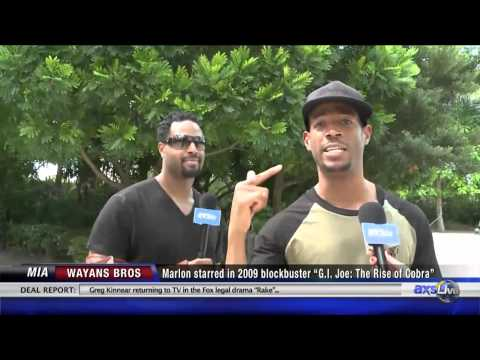 Shawn and Marlon Wayans Bring The Laughs to AXSLive