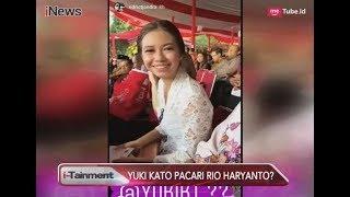 Video Yuki Kato Hadiri Upacara Pengibaran Bendera di Istana Negara Bersama Rio Haryanto - i-Tainment 20/08 MP3, 3GP, MP4, WEBM, AVI, FLV Agustus 2018