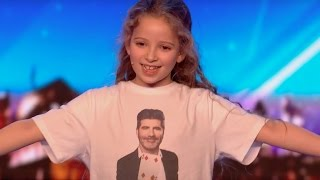 Video 8 YO Girl Issy SHOCKS Everyone With Her Magic | Audition 2 | Britain's Got Talent 2017 MP3, 3GP, MP4, WEBM, AVI, FLV Agustus 2018