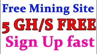 Website Link:- https://demixmine.com/?ref=7hDfZFHi friends welcome to Technic Tech channel and today i am going to share  DemixMine Free Bitcoin Mining Site  Get 5 GH/S as Sign Up bonus  Mine [ BTC, LTC, USD, DOGE, ETH ]. Invite your friends and get 1GH/S Per refer.******************************************************************JOIN Technic Tech Whatsapp Group & Support us : https://chat.whatsapp.com/E1WSGkIMN551y5CzoEz2ep******************************************************************Like My Facebook Page :- https://www.facebook.com/TechnicTechFollow Me On Google+ :- https://plus.google.com/b/111856524282932590081Subscribe Me :- https://www.youtube.com/channel/UCn7tQqwYbs6ZLzhEN76uZ-A?sub_confirmation=1