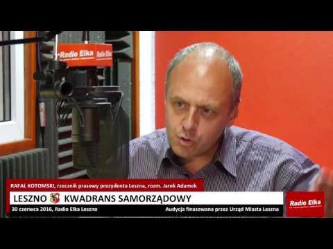 Wideo1: Leszno Kwadrans Samorz�dowy, 30.06.2016