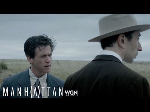 Manhattan Season 2 (Promo 'Lit Up')