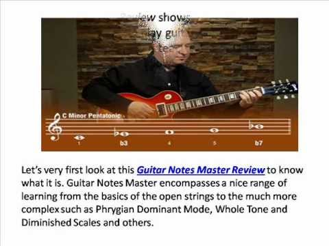 Guitar Notes Master Review – Arts Review Center