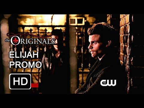 The Originals Season 1 (Promo 'Elijah')