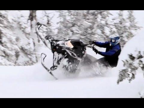 2012 Yamaha Nytro MTX 162 Turbo Snowmobile Review