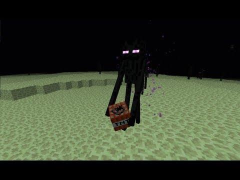 Minecraft: Enderman Traps