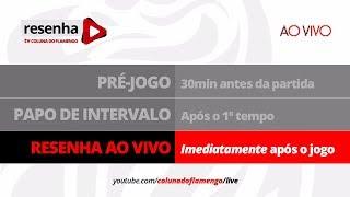BAIXE O ONEFOOTBALL GRÁTIS:http://bit.do/TVColunaDoFlamengo ==============================Venha comentar conosco as repercussões dessa partida, válida pela 12ª rodada do Campeonato Brasileiro.Participe conosco! SRN.=============================================PEÇA SUA CAMISA VIA WHATSAPP: (21) 98135-3535=============================================⭐ Inscreva-se no canal: https://goo.gl/qltfro💻 Site: http://colunadoflamengo.com/📷 Instagram: https://www.instagram.com/colunadoflamengo/🐤 Twitter: https://twitter.com/ColunaFlamengo👍 Fanpage: https://www.facebook.com/ColunaDoFlamengoMultistreaming with https://restream.io/