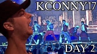 Bryson finally sees Taeyong in person and he flips out. The true Bryson fanboy shows as he cheers for NCT 127 and Twice. Ronnie catches a shirt from East 2 West while the group is watching dance crews, and they all meet up with more friends concluding the weekend with a collab which you can watch on Ridgy720, Josh Dove, and CarKpop for various videos. Thank You for watching! We hope you enjoyed! We are posting every day at 9am and 9pm EST. :) ENJOY!WE GOT SHIRTS: Merch!https://www.fanboyclothing.com/products/car-k-pop-k-pop-chill-the-safeway-collabWant to send us cool stuff!?Our P.O. Box Address:CarKpop12404 Eastern Ave. #MMiddle River, MD21220United StatesFollow us on Snapchat!Matt's Snapchat - @clearryBryson's Snapchat - @baikynbitsHamza's Snapchat - @hamzasheikhFollow us on Twitter! - https://twitter.com/_CarkpopMatt's Twitter - https://twitter.com/Matt_Cleary_Bryson's Twitter - N/AHamza's Twitter - https://twitter.com/aaazmahFollow us on Instagram! - https://www.instagram.com/carkpop/Matt's IG - https://www.instagram.com/mattbyun/Bryson's IG - N/AHamza's IG - N/AIntro: 24k - SuperFly: https://youtu.be/CnmLjdvTeCEBackground Music: NoneKpop & Chill the safe way ;)*Disclaimer* We do not own the rights to this song and music video, nor do we claim to. All credit goes to the creators and performers. The video is used for entertainment purposes only :)