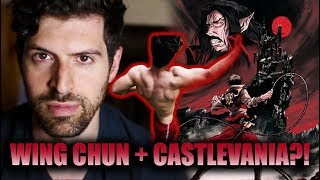 I Review Castlevania on Netflix, Workout, and Donate Clothes!Subscribe to Become a Philosopher:http://www.youtube.com/subscription_center?add_user=philhartshorn========================================­===========================================­===I love Castlevania! Watch me talk about how awesome the show is then complain about the music not living up to Castlevania Standards! Haha! Make sure to subscribe to become a Philosopher and not miss out on more epic episodes as well as fitness, nutrition, drawing, reviews, gaming, and more! ========================================­===Sifu Russ' Channel: https://www.youtube.com/user/RussCichon==========================================Extreme Fight Scene Wing Chun:https://www.youtube.com/watch?v=v7R7i6FH47M&list=PLuvAMwHhQEDM2ZoVatCw2S6DyAHufftVs===========================================Subscribe to Become a Phillosoper:http://www.youtube.com/subscription_center?add_user=philhartshorn=======================================Follow The Phil Up on Social MediaInstagram.com/thephiluphttps://twitter.com/thephiluptwitch.com/dailyfillupFacebook.com/dailyfillup=======================================The Phil Up Intro Song:  JPB & MYRNE - Feels Right (ft. Yung Fusion) [NCS Release]:https://www.youtube.com/watch?v=dXYFK-jEr8YJPB• https://soundcloud.com/jpb• https://www.facebook.com/jayprodbeatz• https://twitter.com/jpbofficial_MYRNE• https://soundcloud.com/myrne• https://www.facebook.com/myrnemusic• https://twitter.com/myrnemusicYung Fusion• https://soundcloud.com/theyungfusion• https://twitter.com/TheYungFusion• https://www.facebook.com/TheYungFusion=======================================Castlevania Netflix Review, Wing Chun Workout, & Donating Clothes