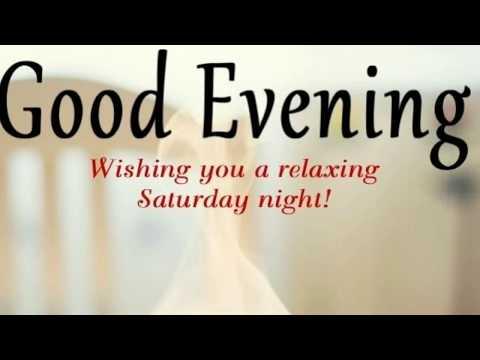 Good evening messages - Good evening message video.nice video.