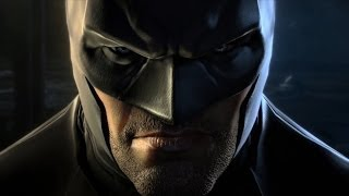 Batman Arkham Origins The Movie