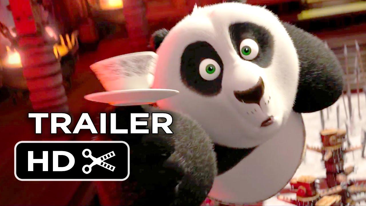 Kung Fu Panda 3 Official Teaser Trailer #1 (2016) – Jack Black, Angelina Jolie Animated Movie HD #Estrenos #Trailers