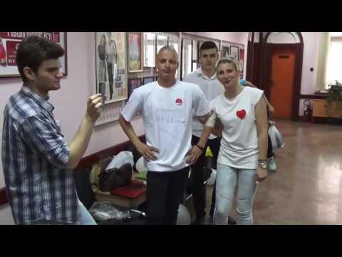 Демократска омладина Београд учествовала у акцији давања крви