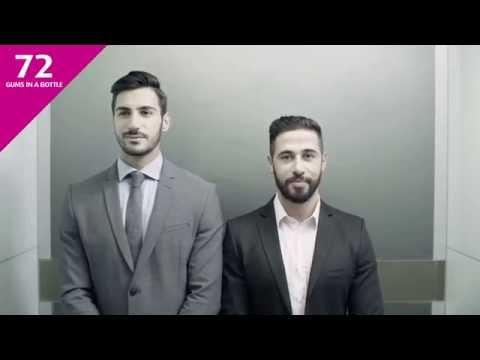 FLC Models & Talents -Print Campaigns - Mentos Arabia #NeverRunOut