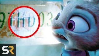 10 Popular DISNEY Movies With Hidden Disney World Clues! by Screen Rant