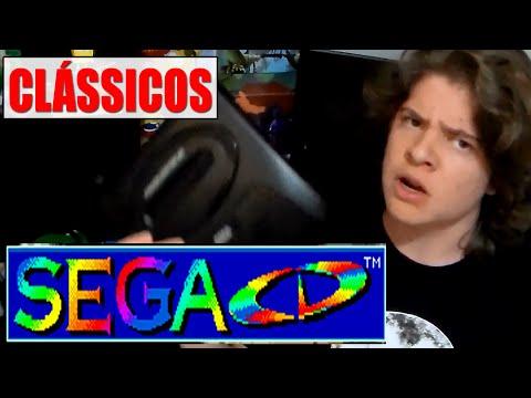Clássicos do canal: O MEGADRIVE/SEGA CD!