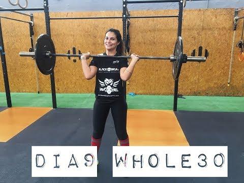 Diário da minha dieta whole30 dia 9  Fernanda Noguera