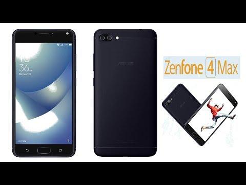 ASUS ZenFone 4 Max - 4GB RAM smartphone