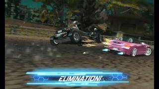 Asphalt 6: Adrenaline YouTube video