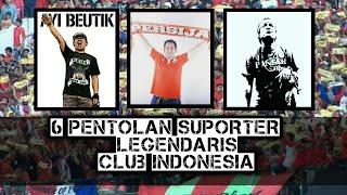Download Video 6 pentolan suporter club indonesia paling di segani MP3 3GP MP4