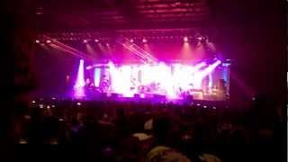 Ebi&Shadmehr Concert Toronto Feb 9, 2013. Royaye Man