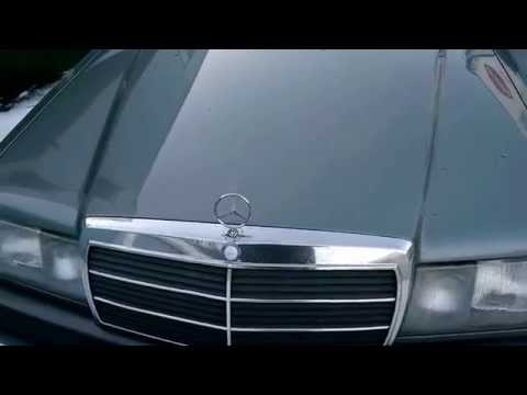 The Mercedes-Benz star