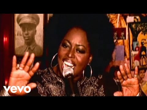 Angie Stone - No More Rain In This Cloud
