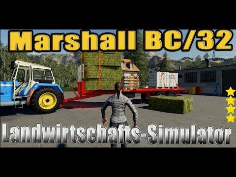 Marshall BC/32 v1.0.0.0