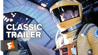 2001  A Space Odyssey  1968  Official Trailer   Stanley Kubrick Movie Hd